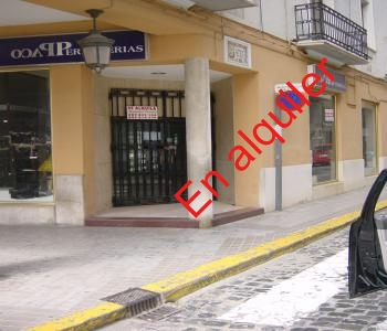 LOCAL COMERCIAL PLAZA AYUNTAMIENTO